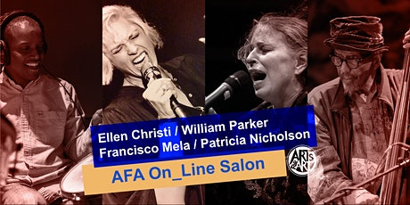 Christi / Mela /  Parker / Nicholson Parker | AFA On_Line Salon tickets