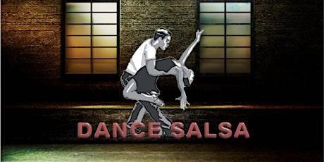 Free Salsa Class at Studio34! tickets