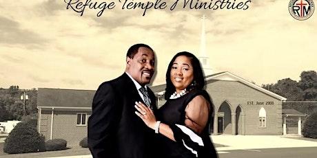 Refuge Temple Sunday Morning Worship tickets