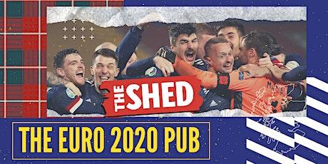 The Euro 2020 Pub tickets