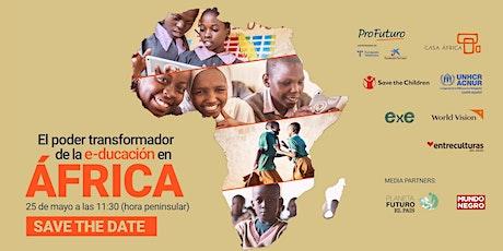 (Online) El poder transformador de la e-ducación en África tickets
