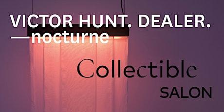 Nocturne — Victor Hunt. Dealer — Collectible Fair 2021 billets
