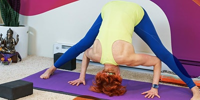 Hatha Yoga with Shelly (10 Class Pass)