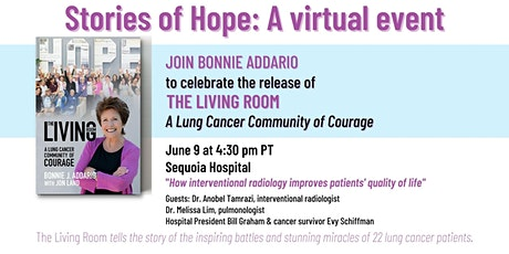 Stories of Hope: Bonnie Addario at Sequoia Hospital tickets