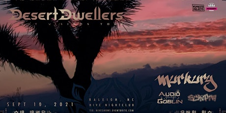 Desert Dwellers Presents: Night Visions @ HIVE Raleigh tickets