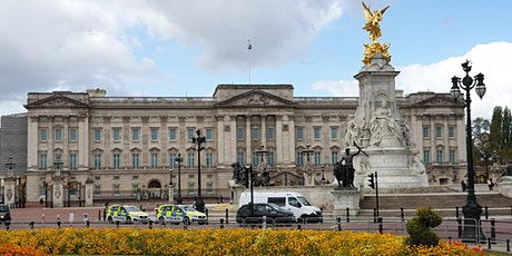 Palaces, Parliament & Power: A Walking Tour of London's Royal City tickets