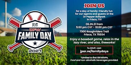 JPAR Family Day - DFW tickets
