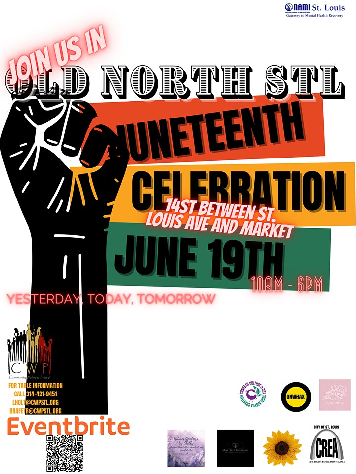 Juneteenth Celebration and Resource Fair image