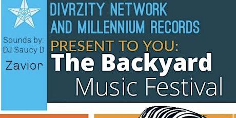 The Backyard Festival tickets
