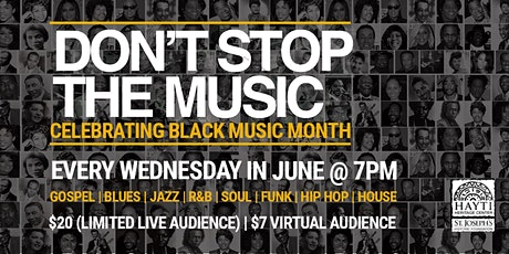 Dont Stop The Music tickets