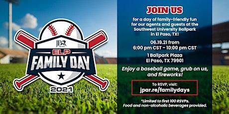JPAR Family Day - El Paso boletos