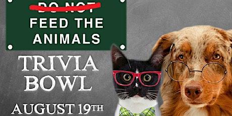 Feed the Animals Trivia Bowl 2021 tickets