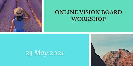 Online Vision Board Workshop tickets
