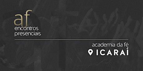 Icaraí | Domingo, 16/05 às 10h30 ingressos