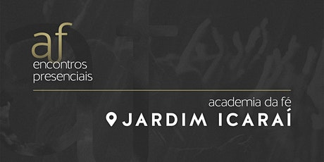 Jardim Icaraí | Domingo, 16/05, às 09h ingressos