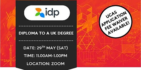 Diploma to UK Degree tickets