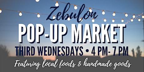 Zebulon Farm Fresh Pop-Up Market tickets