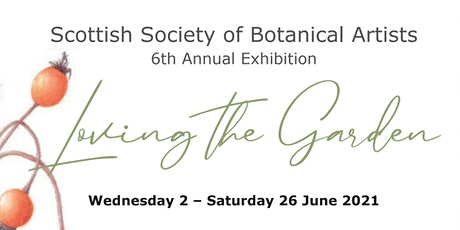 The June Exhibition: Scottish Society of Botanical Artists tickets