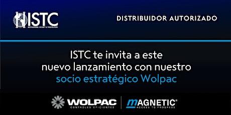 Lanzamiento del Wolflap III Wolpac + ISTC entradas