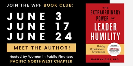 WPF PNW Book Club - Session 3 of 3 tickets