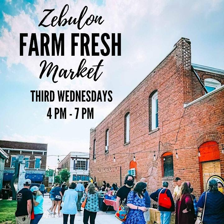 Zebulon Farm Fresh Pop-Up Market image