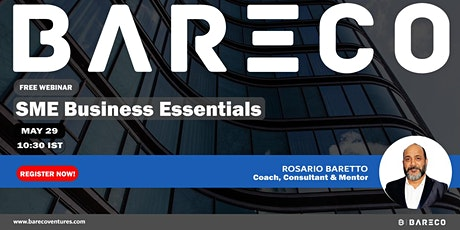 SME Business Essentials tickets