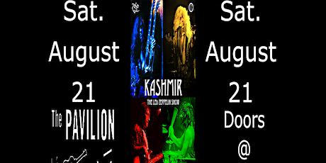 Kashmir - Chicago's Top Led Zeppelin Tribute - Live @ The Pavilion tickets