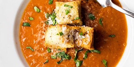 Platewell Vegan Cooking Class l Vegan Roasted Tomato and Garlic Soup tickets