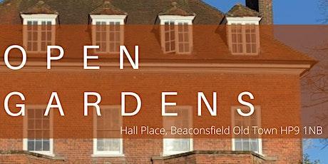 Open Gardens tickets