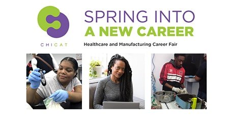 Online Healthcare and Manufacturing Career Fair tickets