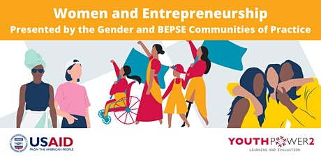 YP2LE Gender and BEPSE CoP Webinar on Women and Entrepreneurship tickets
