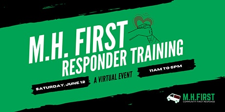 MH First Responder Training tickets