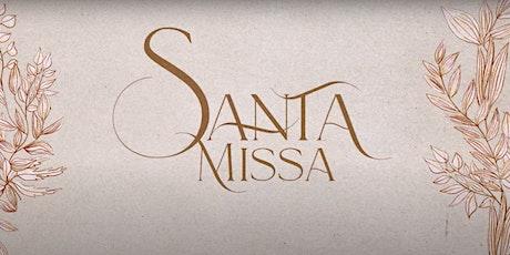 Cópia de Santa Missa - Shalom Planalto - Domingo ingressos