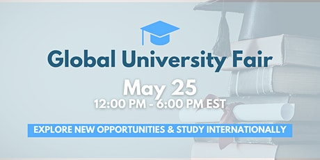 Global University Fair tickets