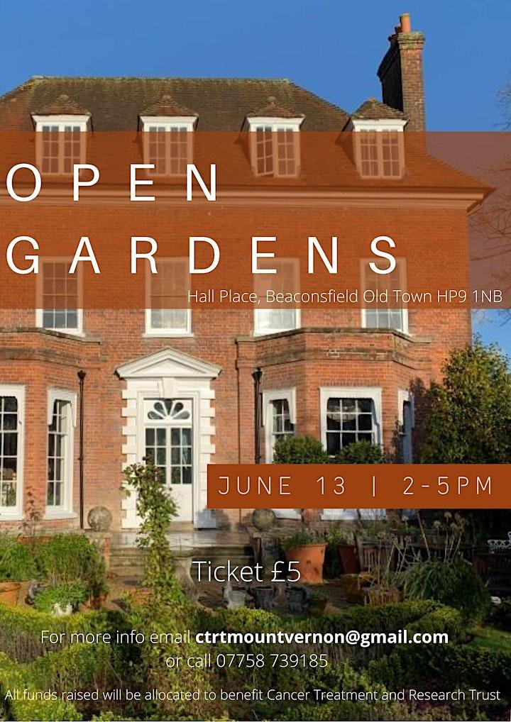 Open Gardens image