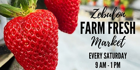 Zebulon Farm Fresh Market tickets