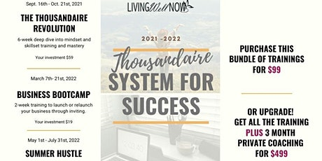 LWN's Thousandaire System for Success - Thousandaire Revolution tickets