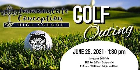 ICHS Golf Outing tickets