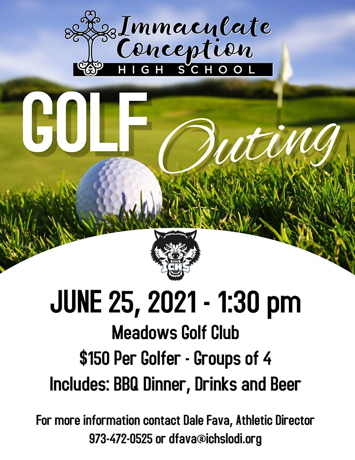 ICHS Golf Outing image
