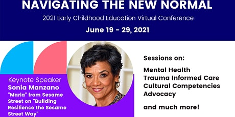 KEYNOTE ONLY: Sonia Manzano at Navigating the New Normal deaeyc Conference tickets