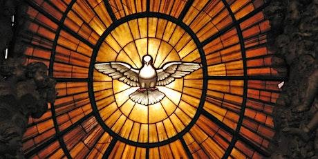 11am Mass Pentecost Sunday 2021 tickets