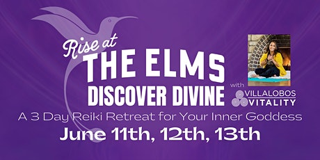 Rise at The Elms: Discover Divine Retreat tickets