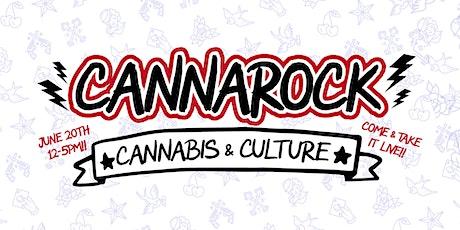 CANNAROCK 2021 tickets