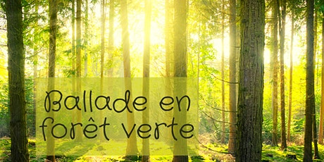 ~ Balade en forêt verte ~ billets