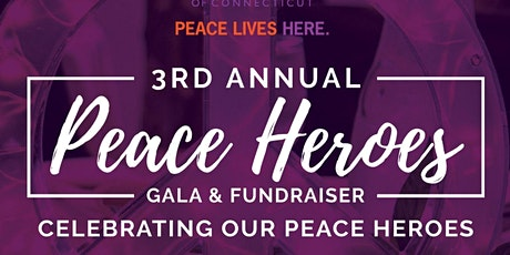 2021 Peace Heroes Awards Gala/Fundraiser tickets