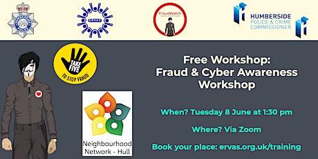 Fraud & Cyber Awareness Webinar tickets