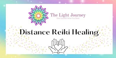 The Light Journey - Distance Reiki Healing & Meditation tickets