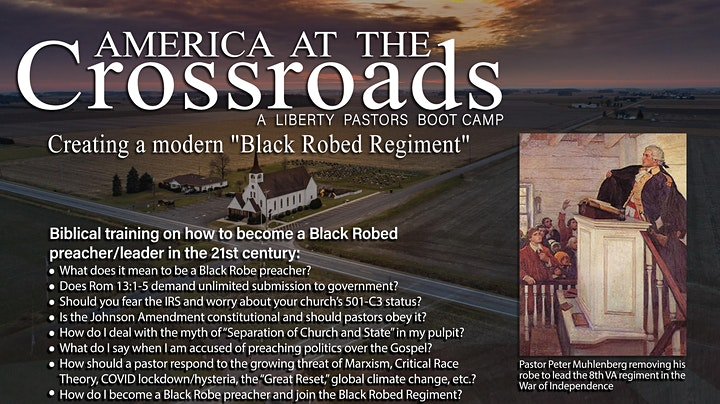 America at the Crossroads Liberty Pastors Conference - Edmond, OK image