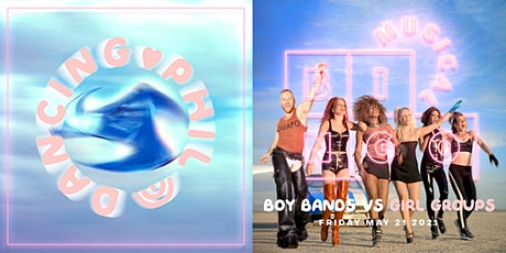 Dancing Phil's Musical Bingo - Boy Bands VS Girl Groups Edition! tickets