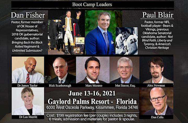 America at the Crossroads Liberty Pastors Conference - Orlando, FL image